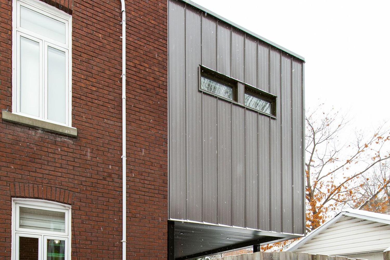 Résidence Foucher | Portfolio | Rénovation Urbain Design