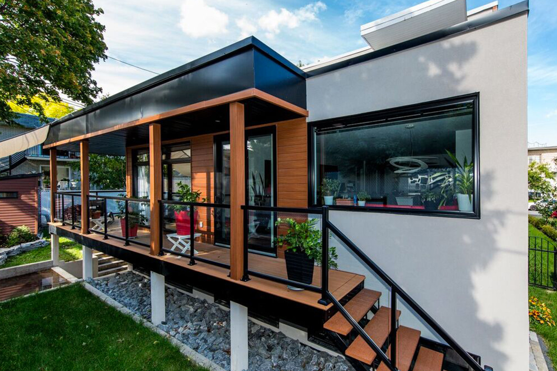 Résidence Lemay | Portfolio | Rénovation Urbain Design