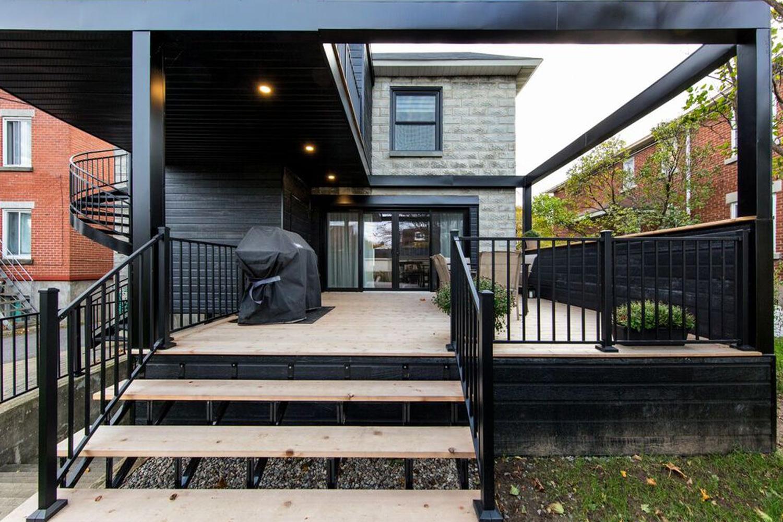 Résidence Monette | Portfolio | Rénovation Urbain Design