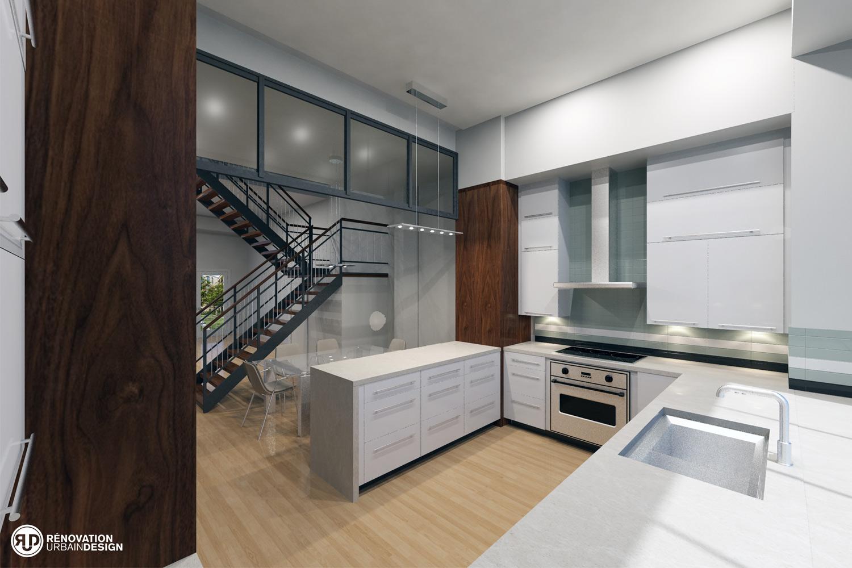 Résidence Atwater | Portfolio | Rénovation Urbain Design