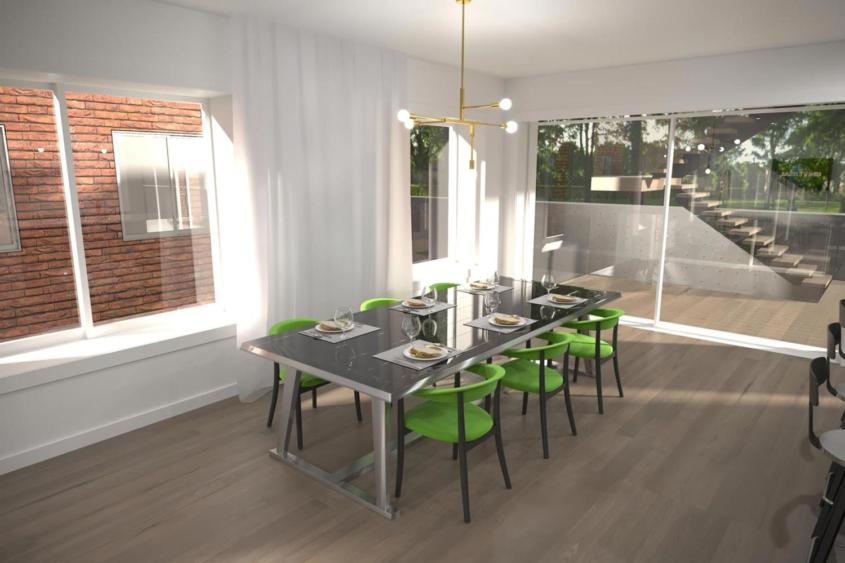 Design d'intérieur | Portfolio | Condo Isabella | Rénovation Urbain Design